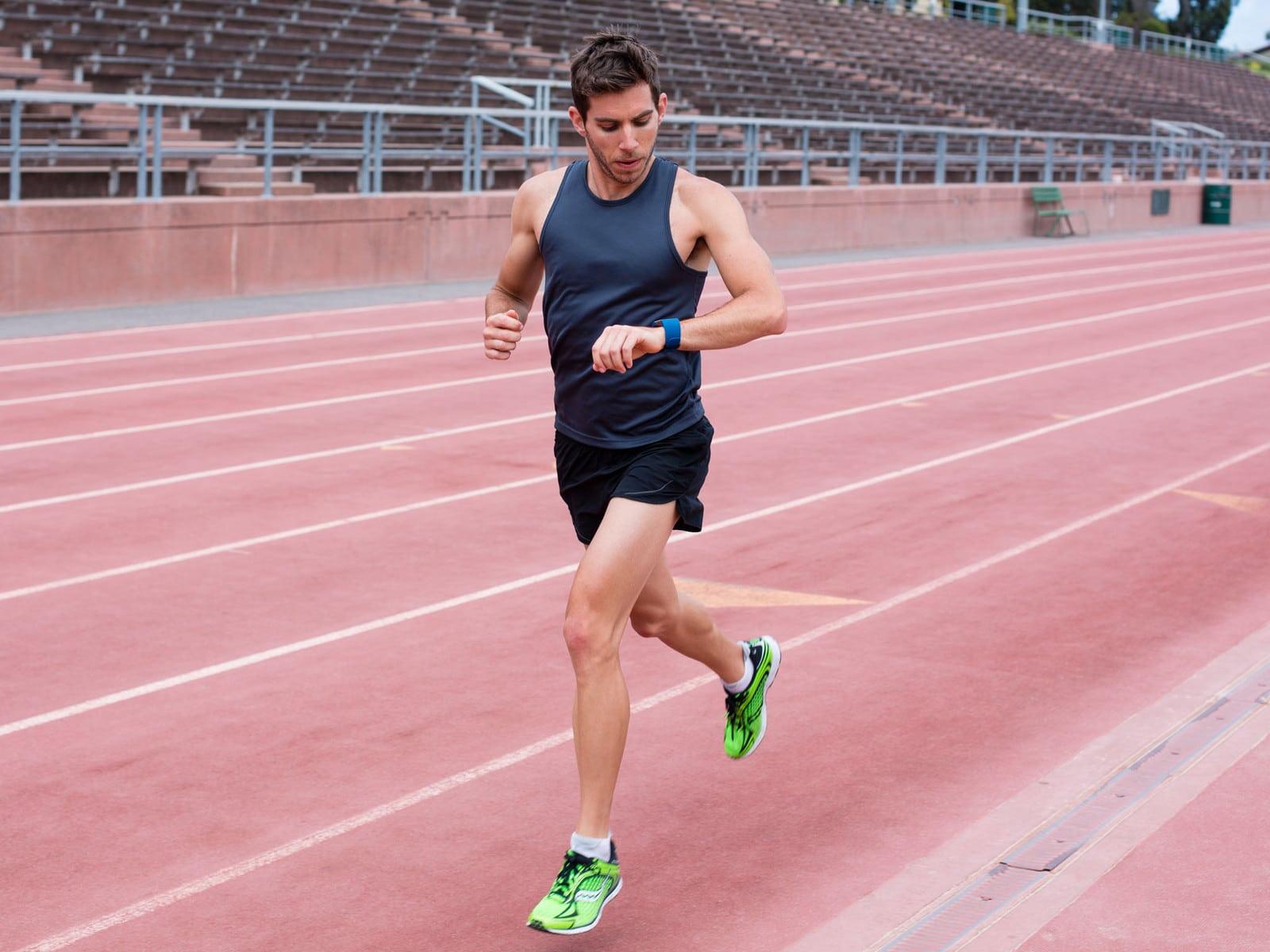 8 séances de course à pied