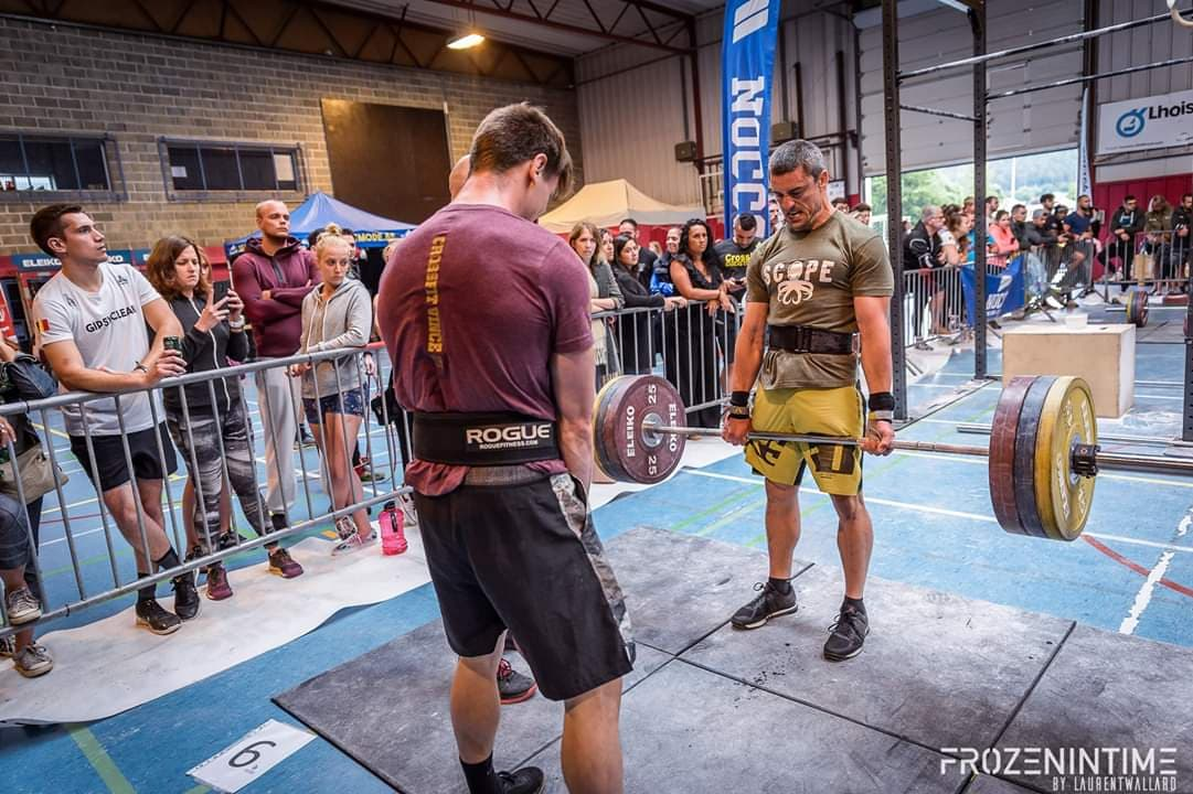 "Extrait du Guide du SCOPE pour le ""CrossFit Open 20.3"""