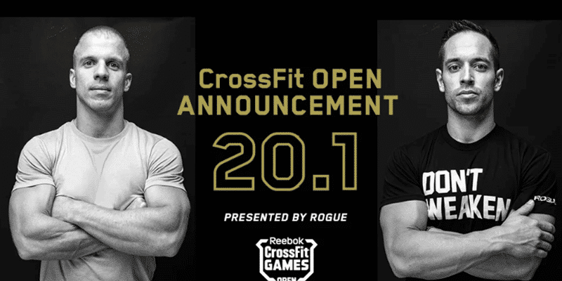 Extrait du Guide du SCOPE pour le « CrossFit Open 20.1 »